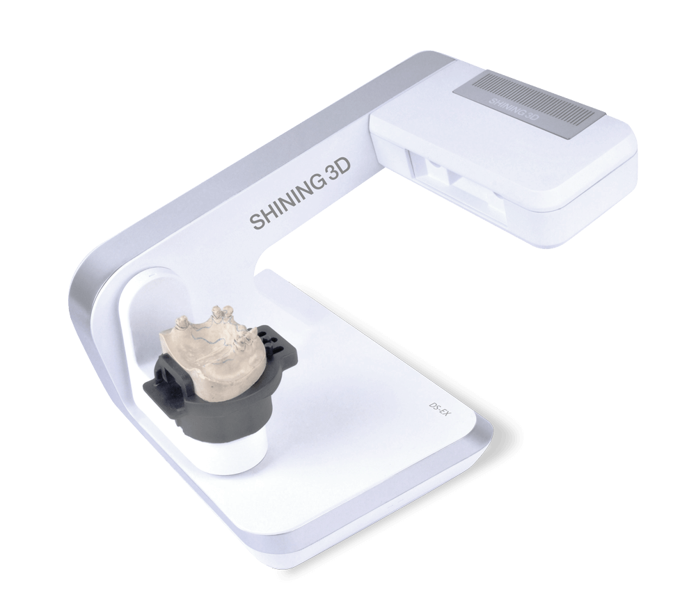 Scanner 3D de bureau Shining